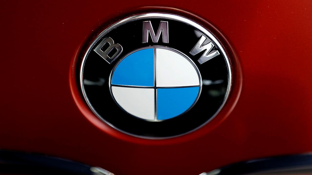 BMW generic logo image