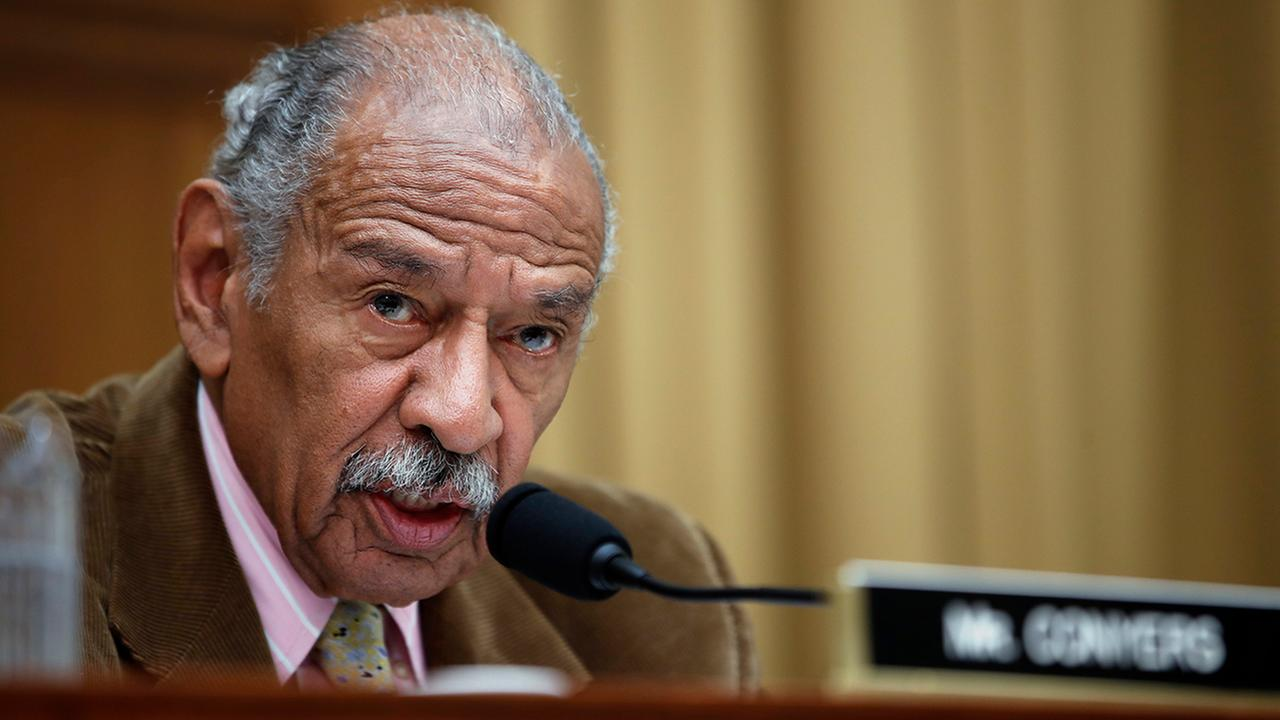 Democratic Rep. John Conyers
