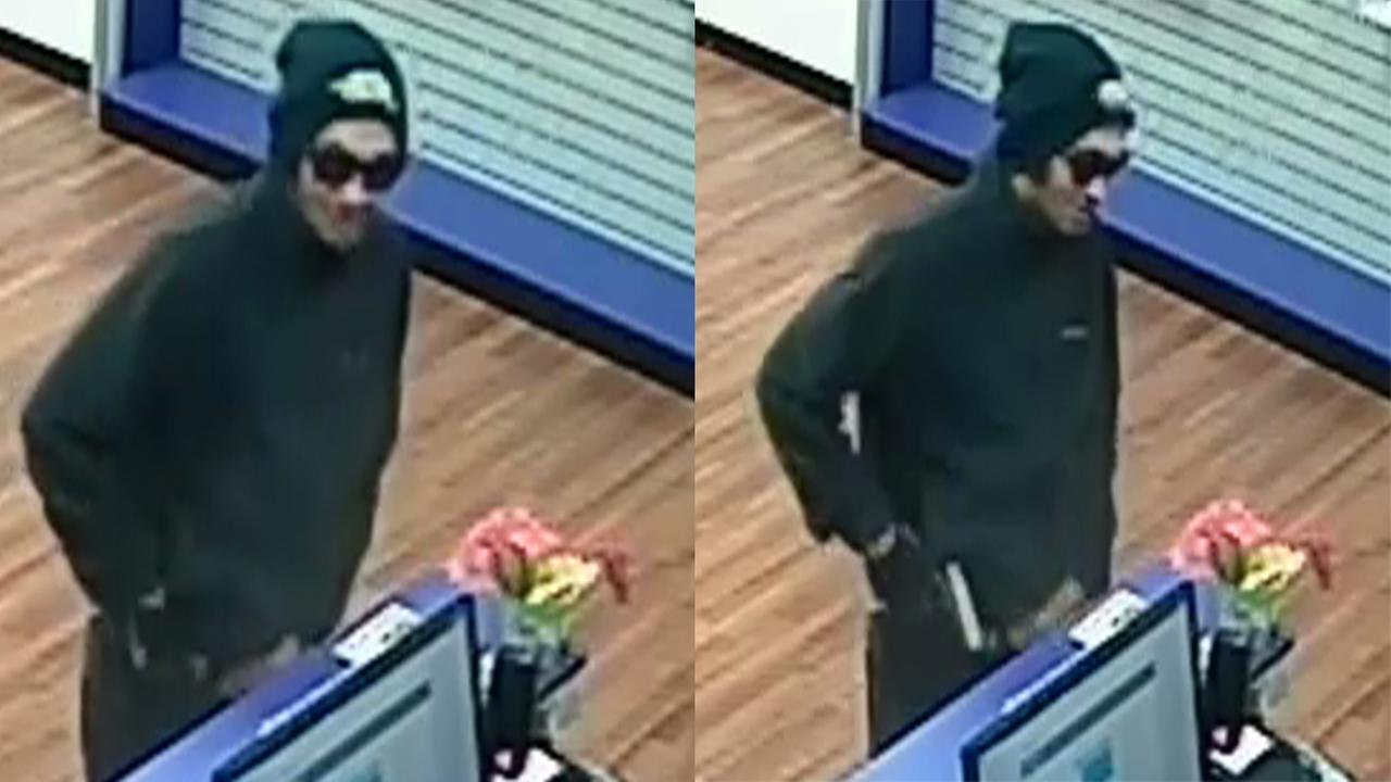 Police are searching for this man who is accused of robbing a Fayetteville Metro PCS