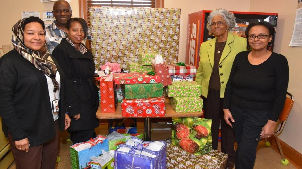 BIG brings Christmas to Oxford childrens home