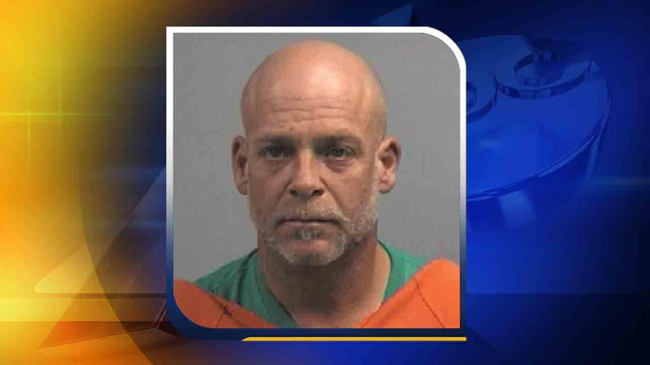 North Carolina man accused of stealing stepdaughter's puppy, selling it for drugs
