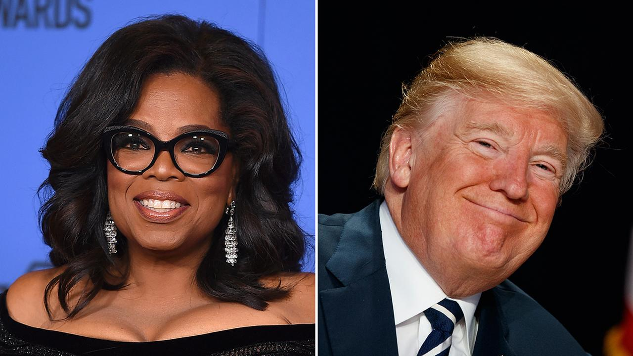 Oprah Winfrey is quite popular, but beating President Donald Trump would be a tall order.