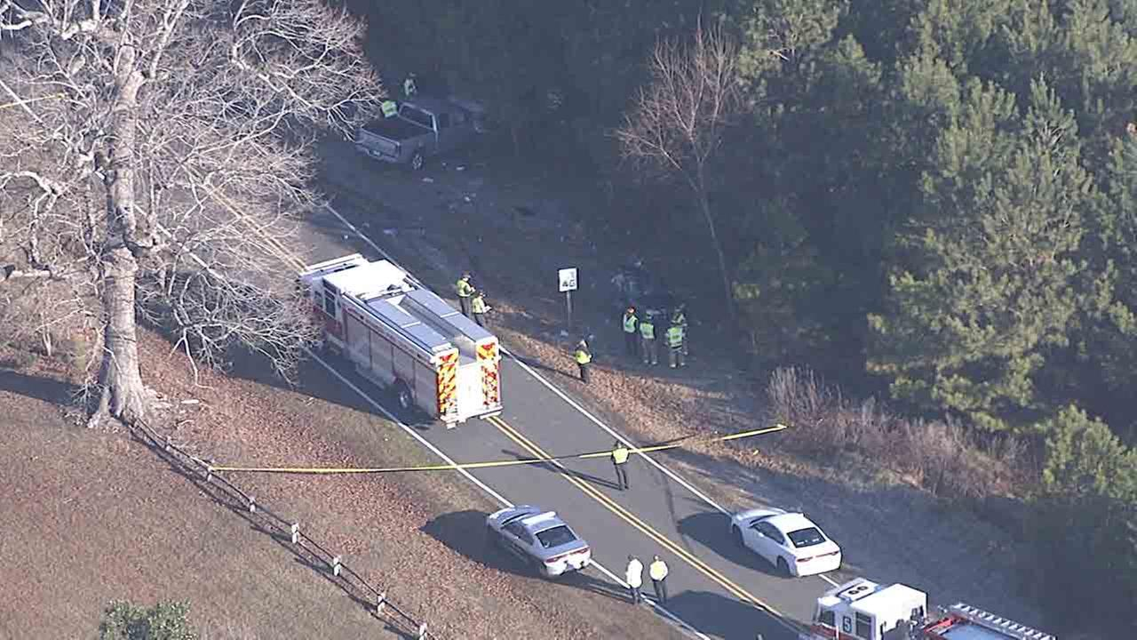 Troopers ID man killed in head-on crash in Wake County