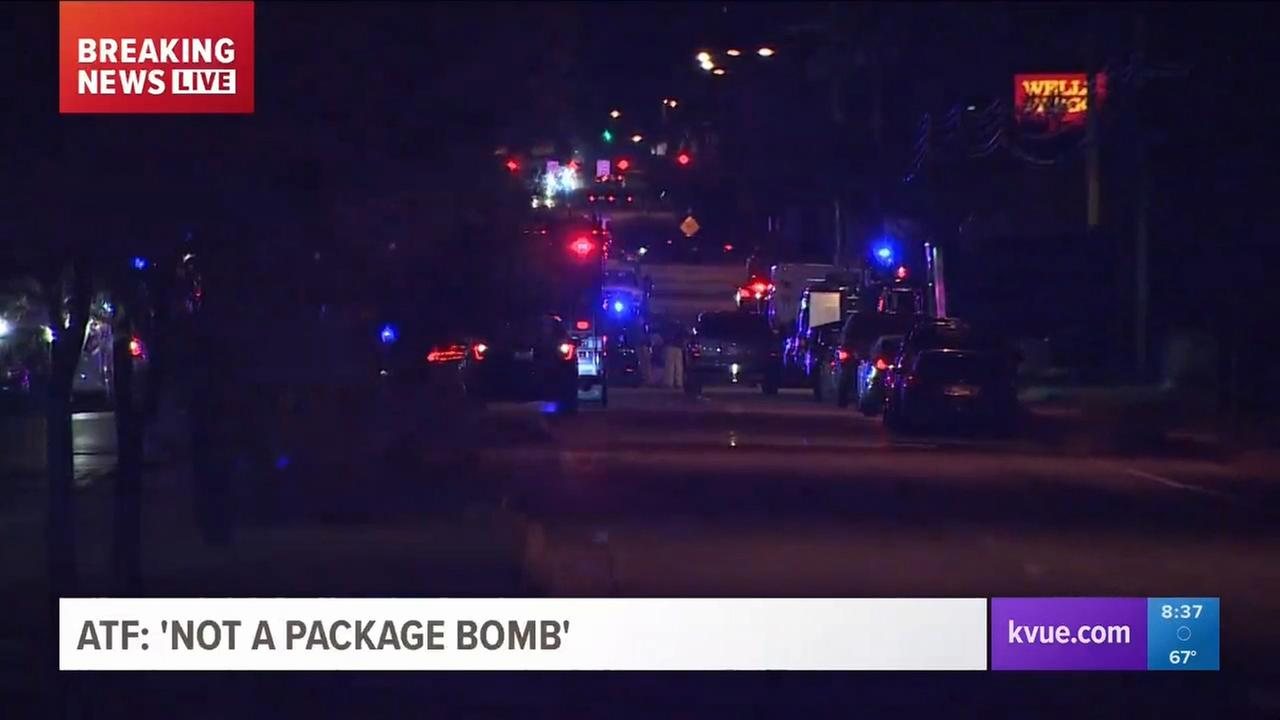 Austin Police: Latest explosion not linked to previous ones