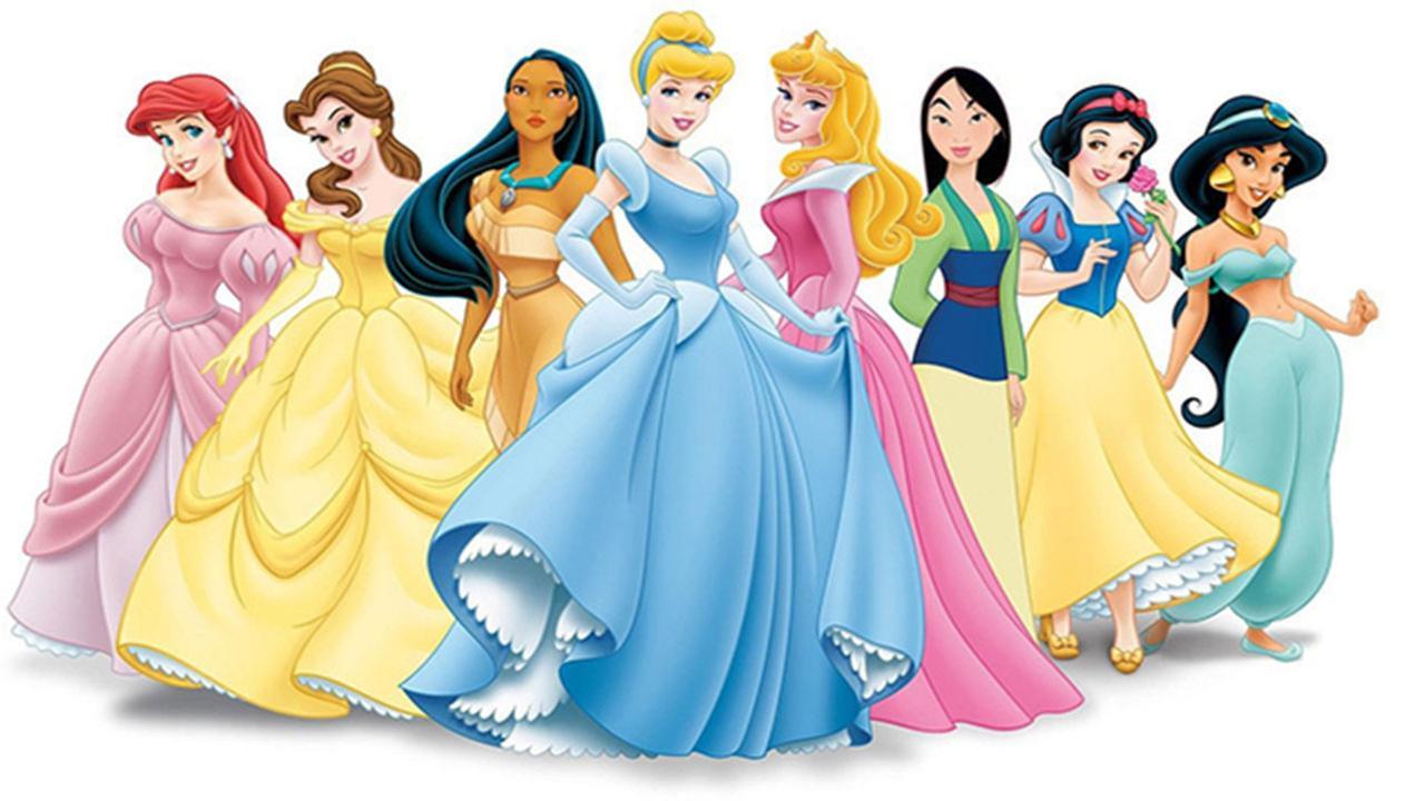 Disneys original princesses