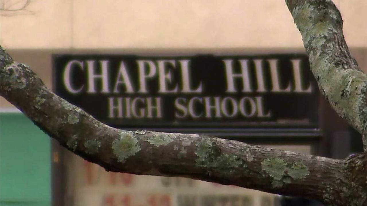 Stepped-up security at Chapel Hill schools Tuesday after threat