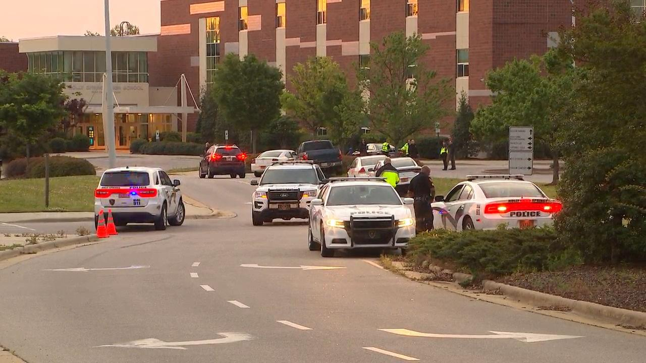 Police investigating possible threat at Holly Springs High School