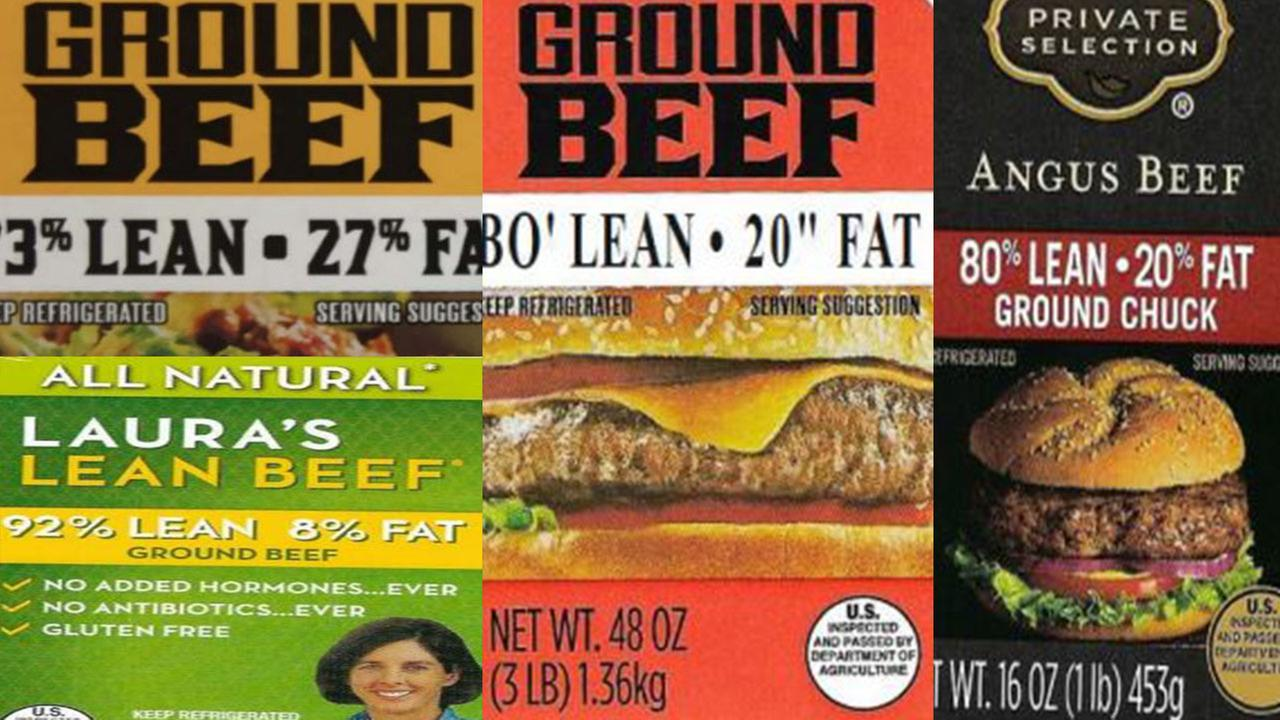 More than 35,000 pounds of ground beef recalled from Kroger