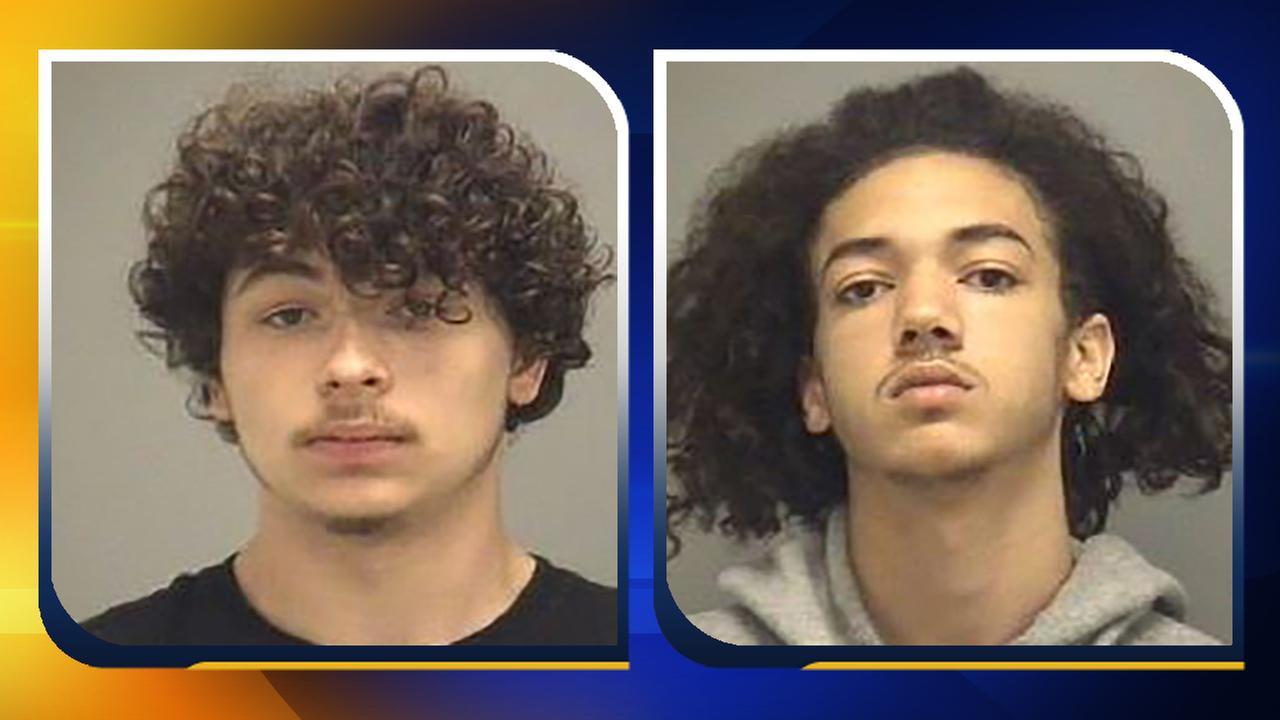 Garner police find 17-year-old burglary suspect in clothes dryer
