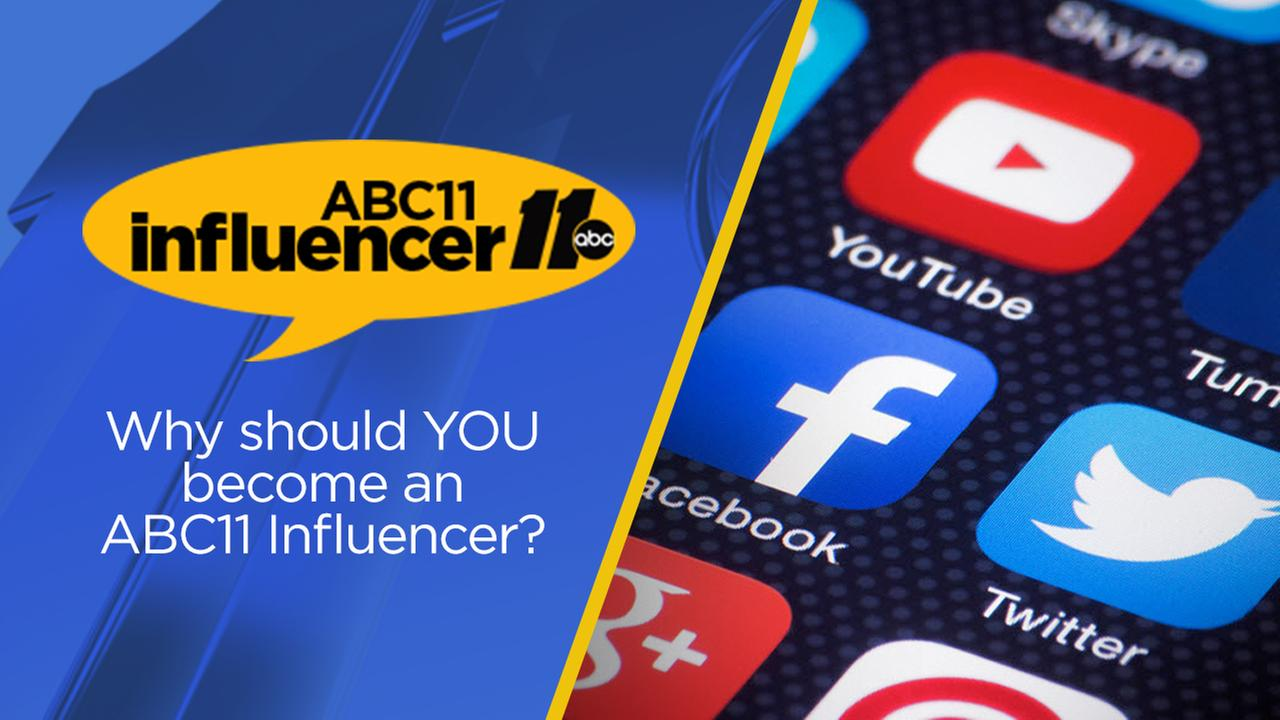 What is an ABC11 influencer?