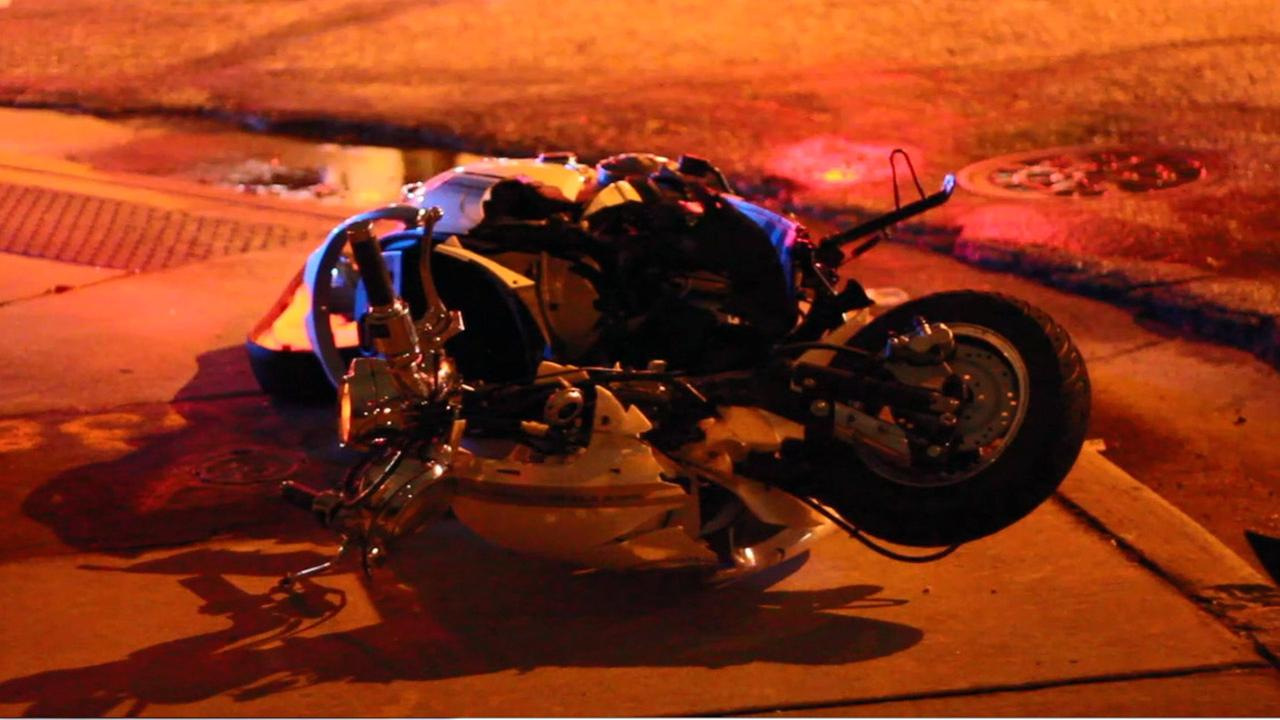 Scooter crash in Fayetteville
