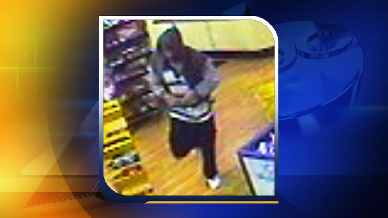 Police are hoping youll recognize the individual on the left in the surveillance photos