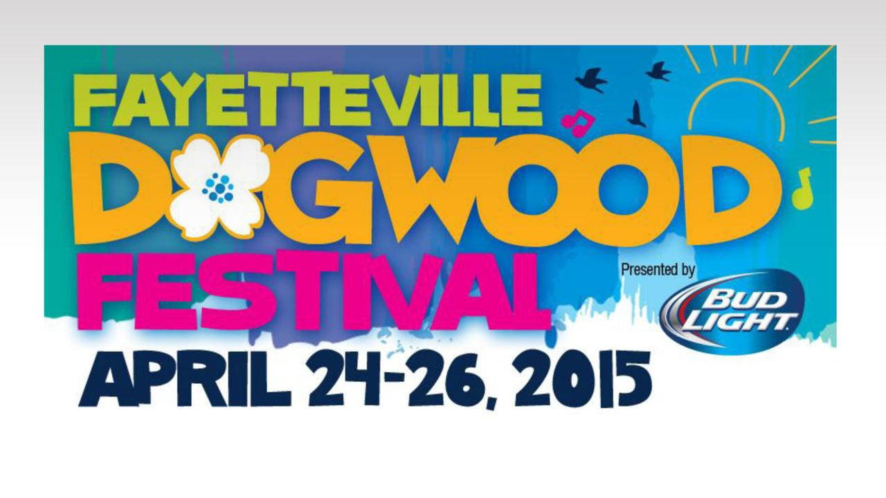 33rd Annual Fayetteville Dogwood Festival