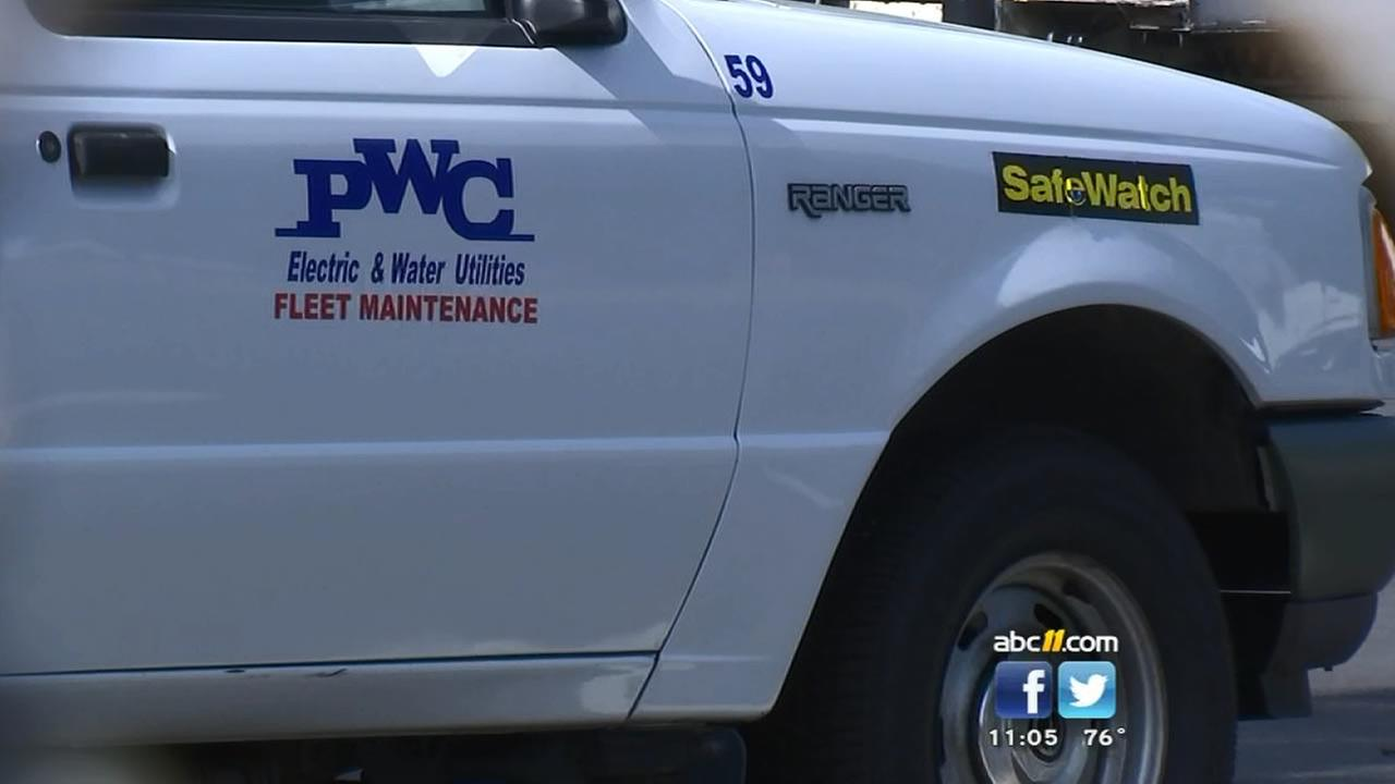PWC: Power outage reported in Fayetteville