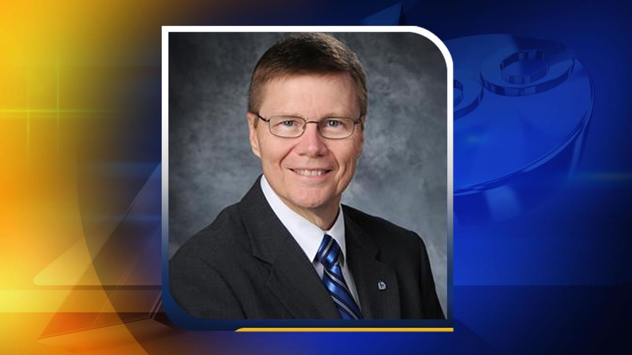 Robert Grimesey (image courtesy Moore County Schools)