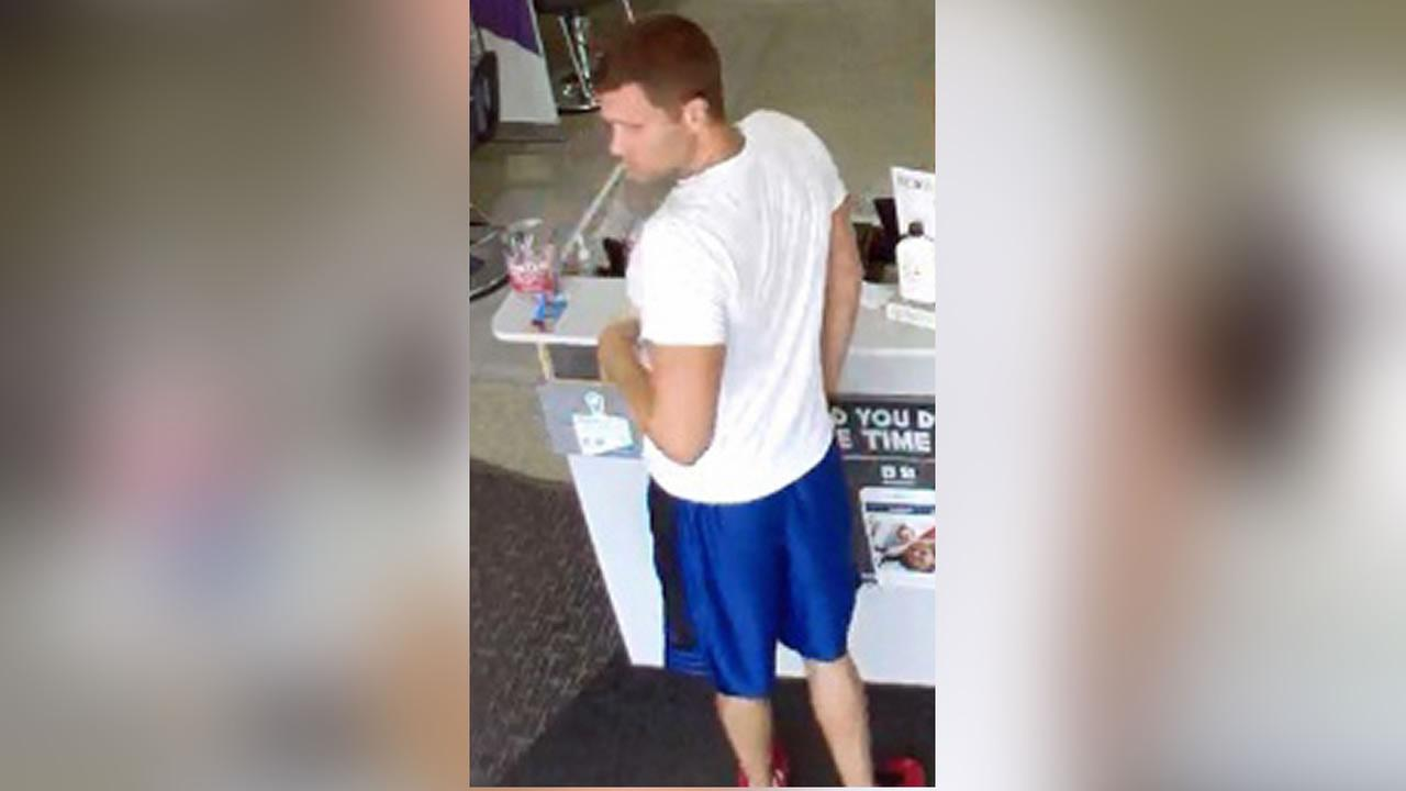Investigators say the man came into a Great Clips pretending to be a customer and then robbed the business