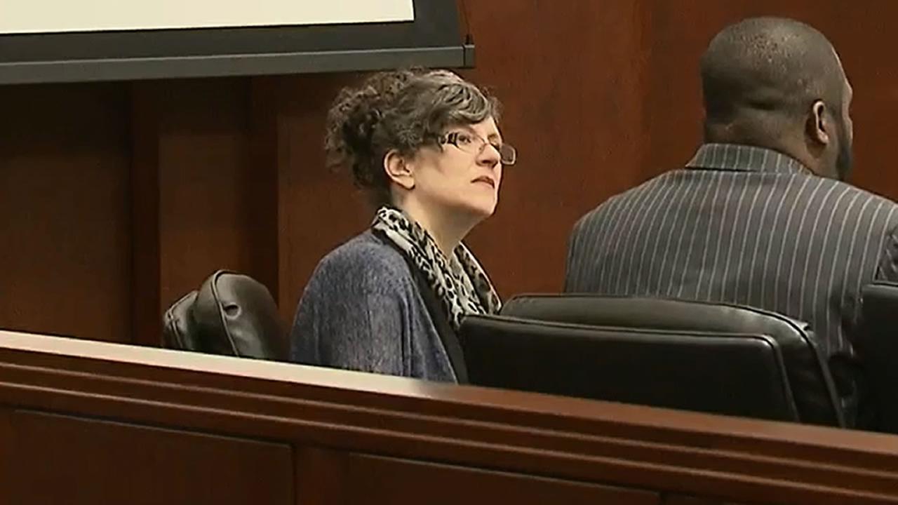 Joanna Madonna in court