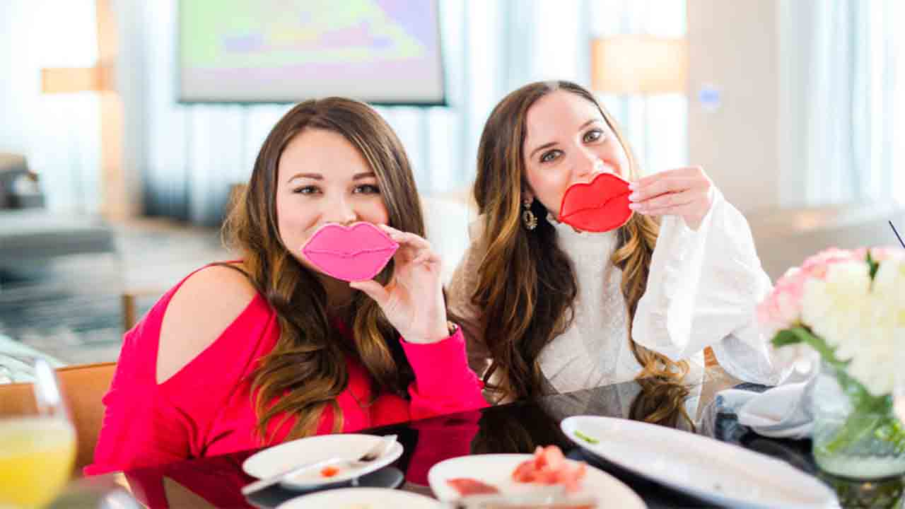 PHOTOS: Planning the perfect Galentines Day party