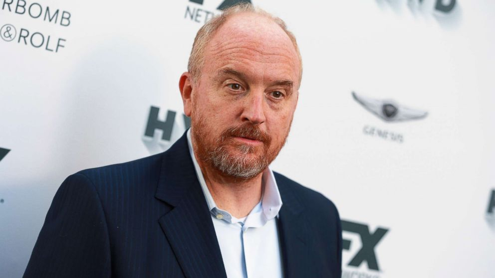 Louis C.K. (Photo Source: ABC News)