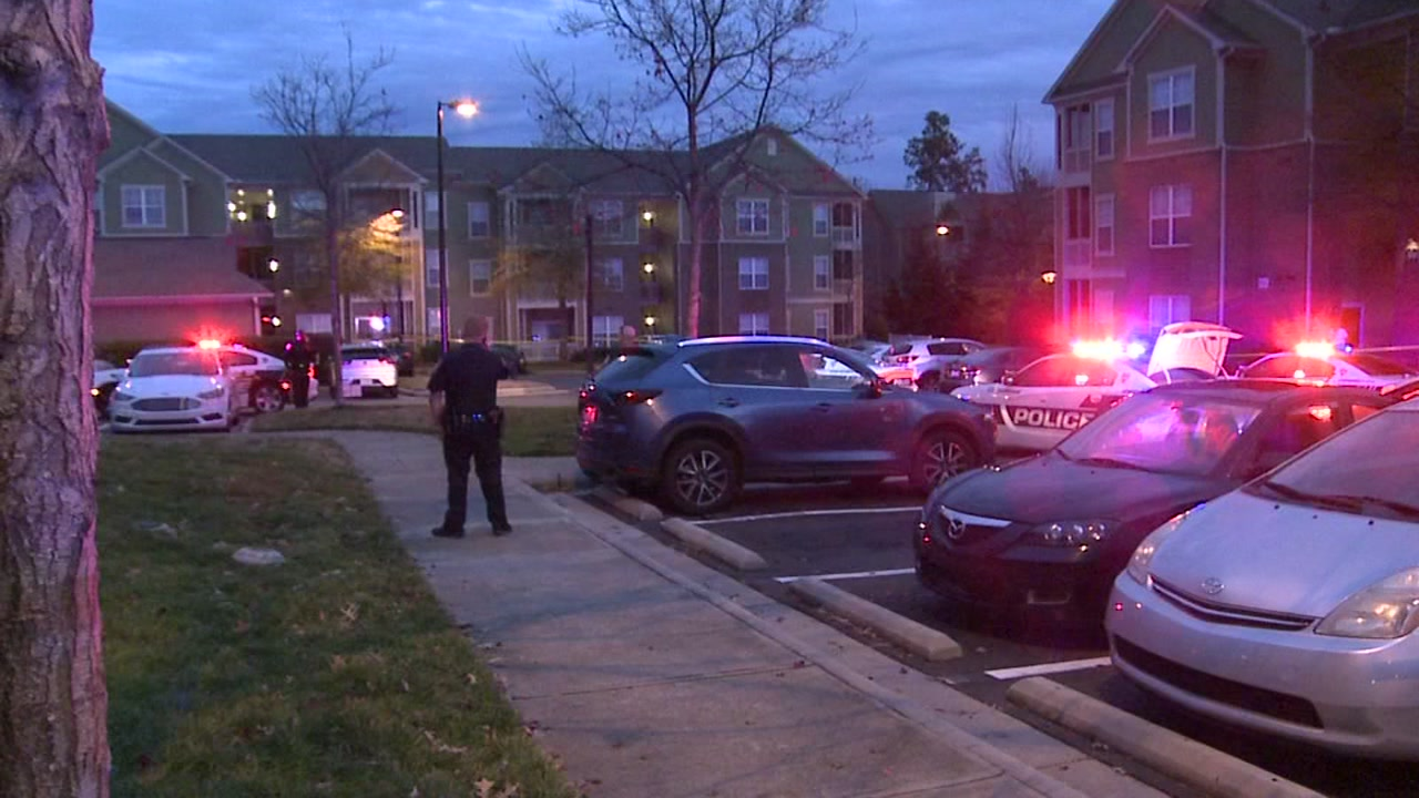 Two shot, one dead in Durham.