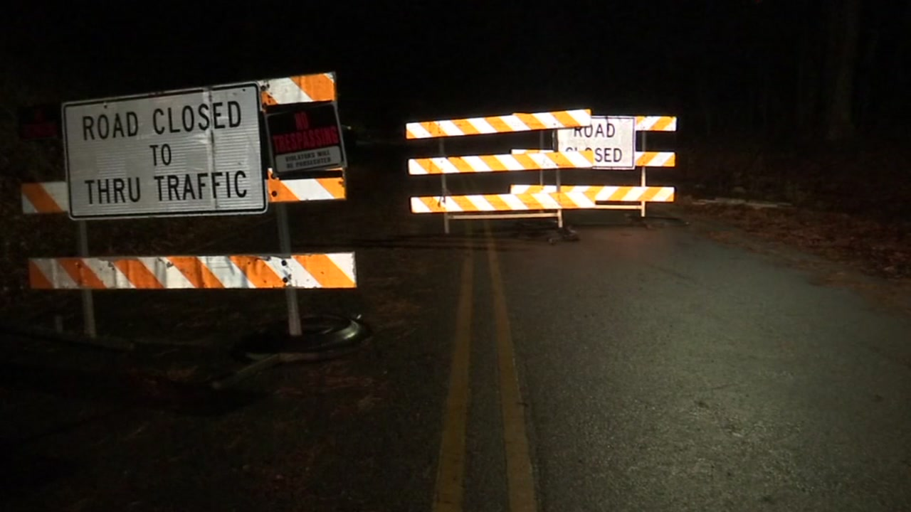 Sanford road closure frustrates residents.
