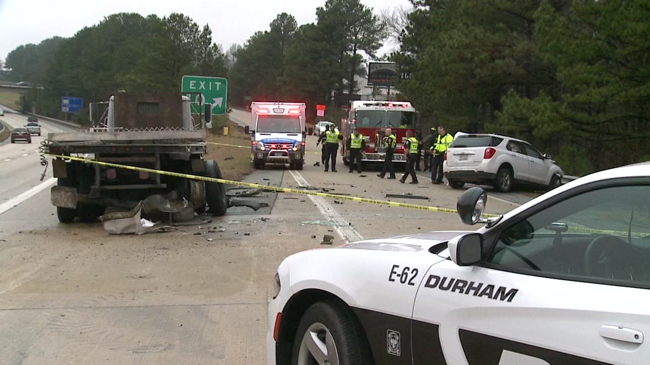 Alamance County man killed in fatal accident on the Durham Freeway