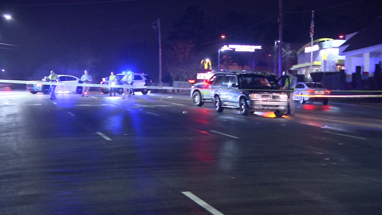Raleigh Police identify woman killed while crossing busy Raleigh road