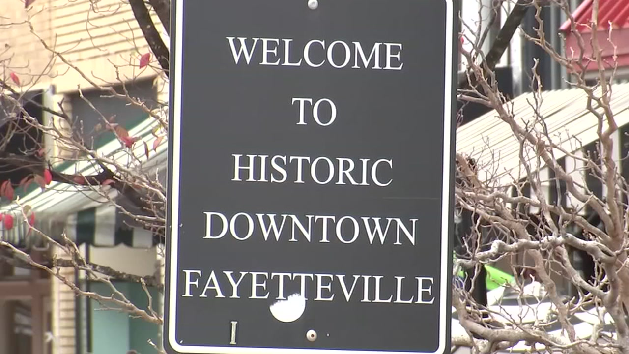 Fayetteville named bad place to find job.