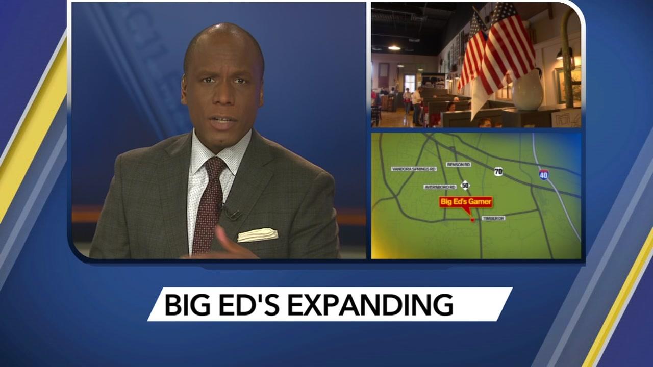 Big Eds restaurant to open a new location in Garner