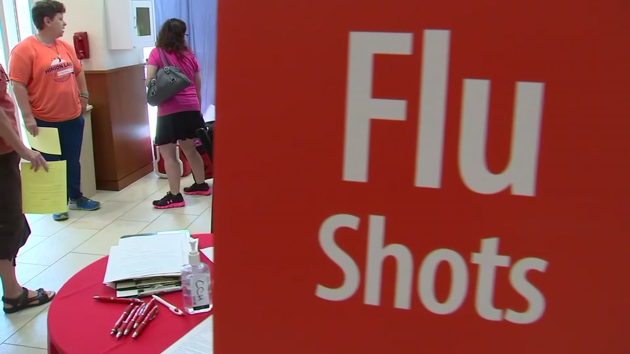 Worst of flu season could be ahead.
