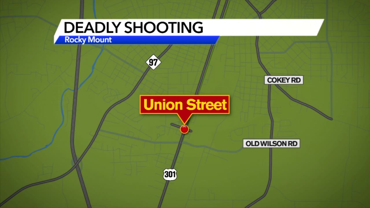 Man dies in Rocky Mount shooting