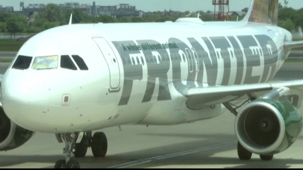 Frontier Airlines is making a major expansion at RDU.