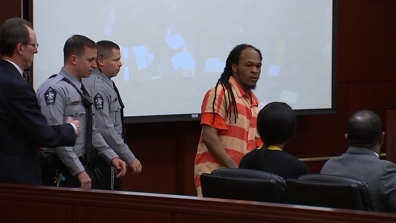 Kevin Rudolph appeared in court Monday.