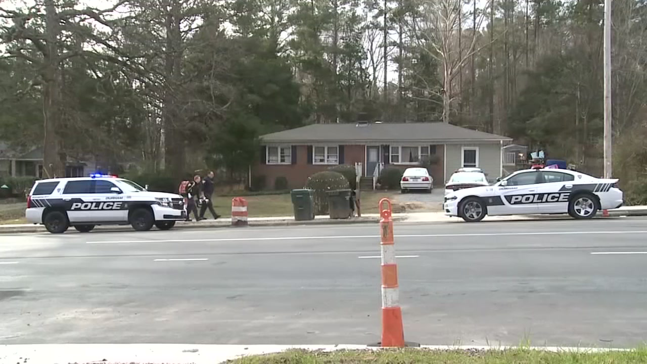 Family shaken by daylight home invasion, robbery in Durham.