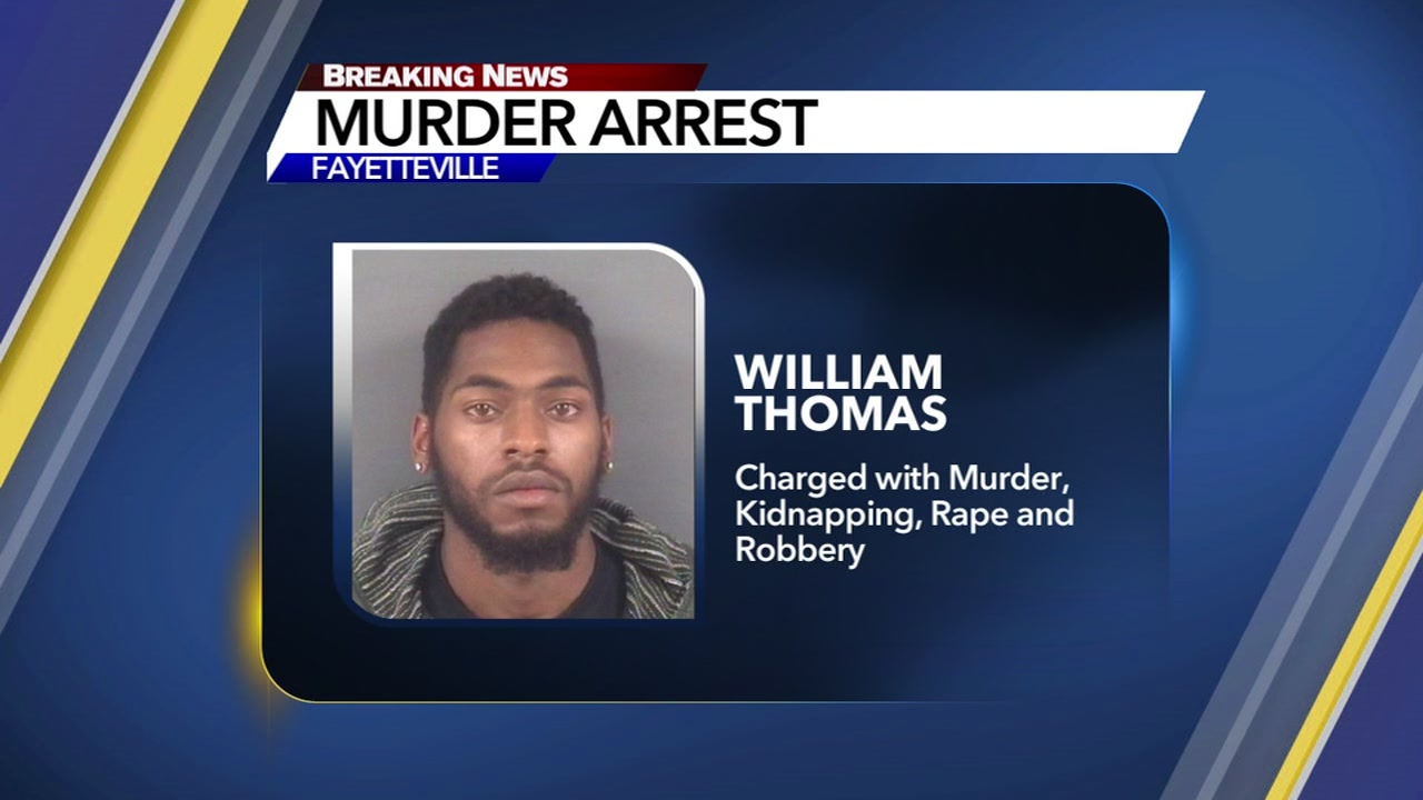 William Thomas is charged with murder.