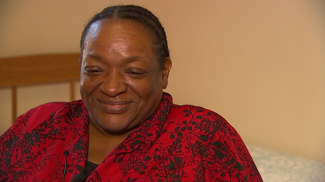 Cynthia Vinson says its been a fight to get her disability approved with Social Security.