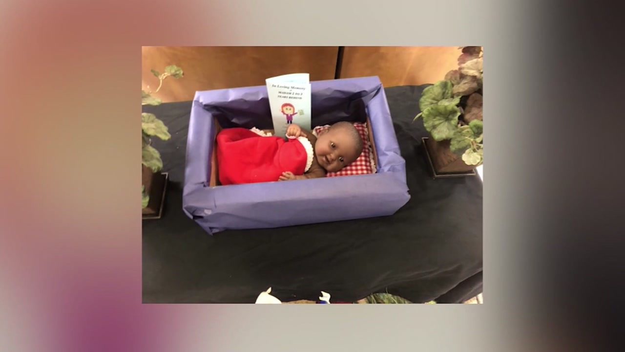 Mock child funeral sparks outrage  in Tennessee school.