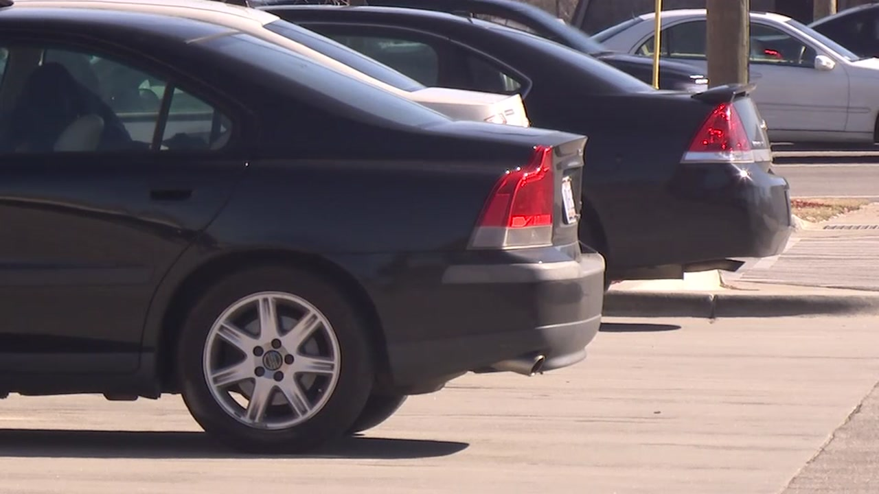 Fayetteville Police are investigating more than half a dozen car thefts this year alone.