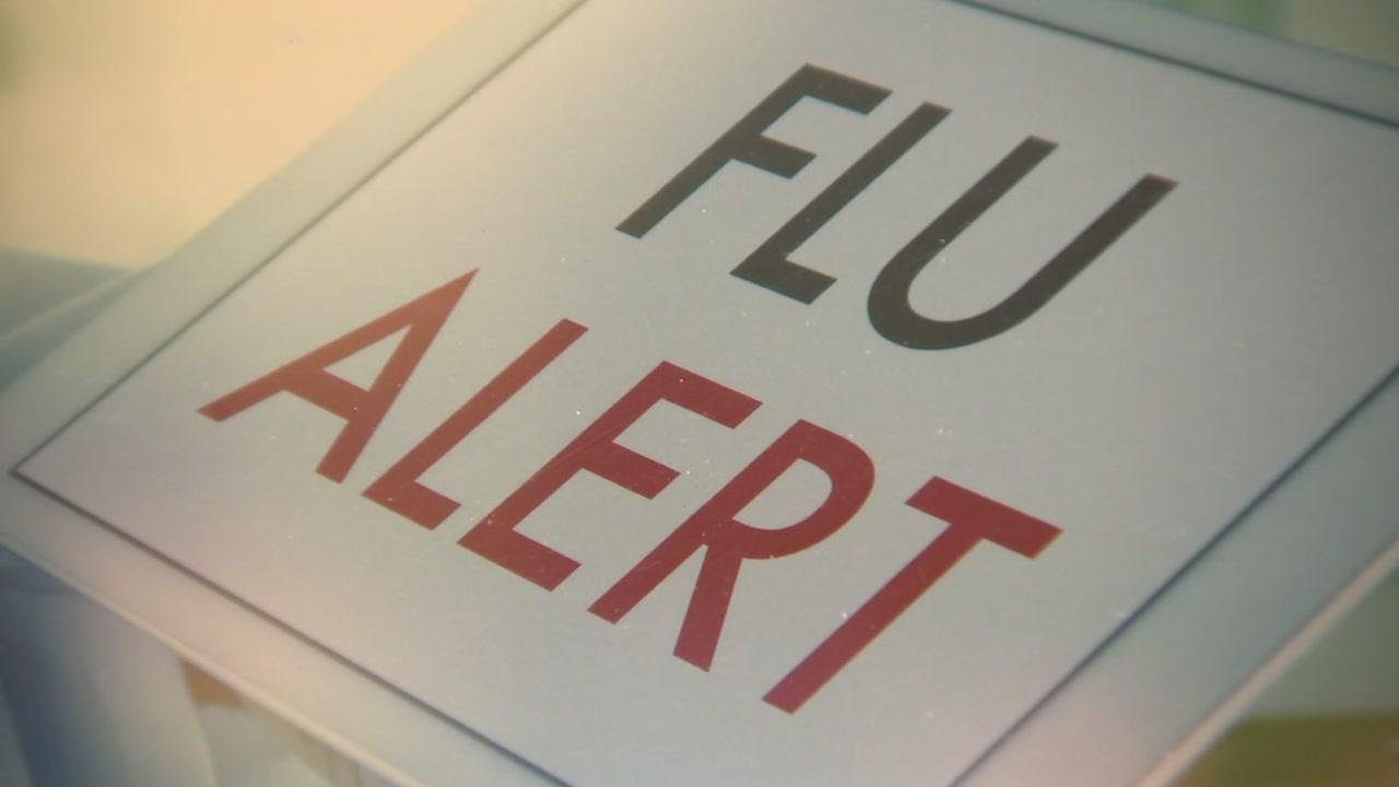 Emergency rooms around the Triangle are starting to see their highest flu numbers of the season.