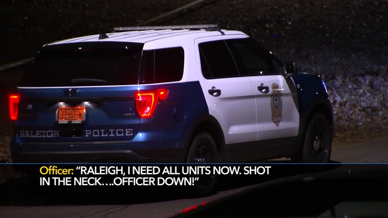 Warrants show new details about officers shooting.