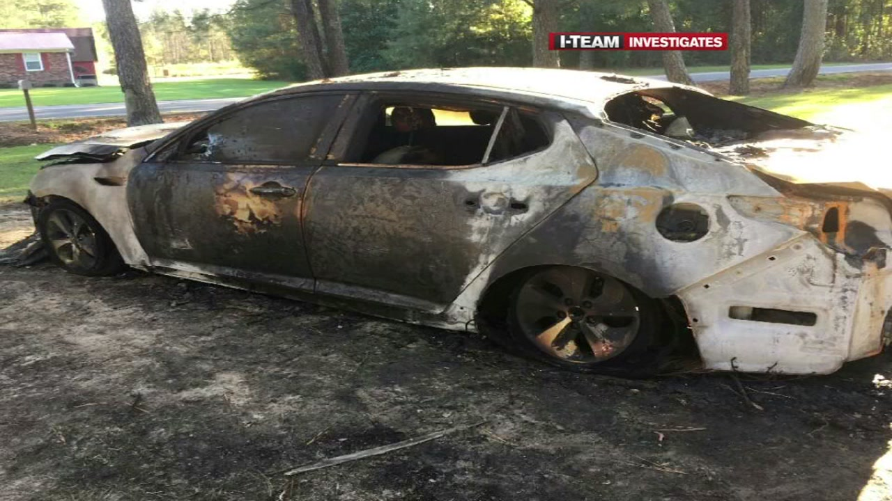 A Fayetteville mans 2015 Kia Optima caught fire without being in an accident, but its not part of the latest recall, and he wants answers and action by Kia.