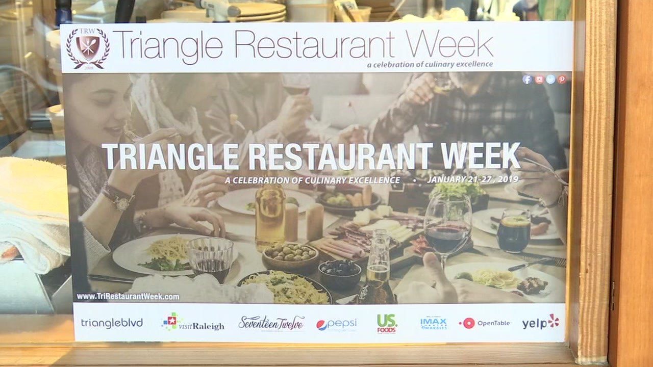 January 21 marks the beginning of Triangle Restaurant Week and has nearly quadrupled in size since it first began in 2008.