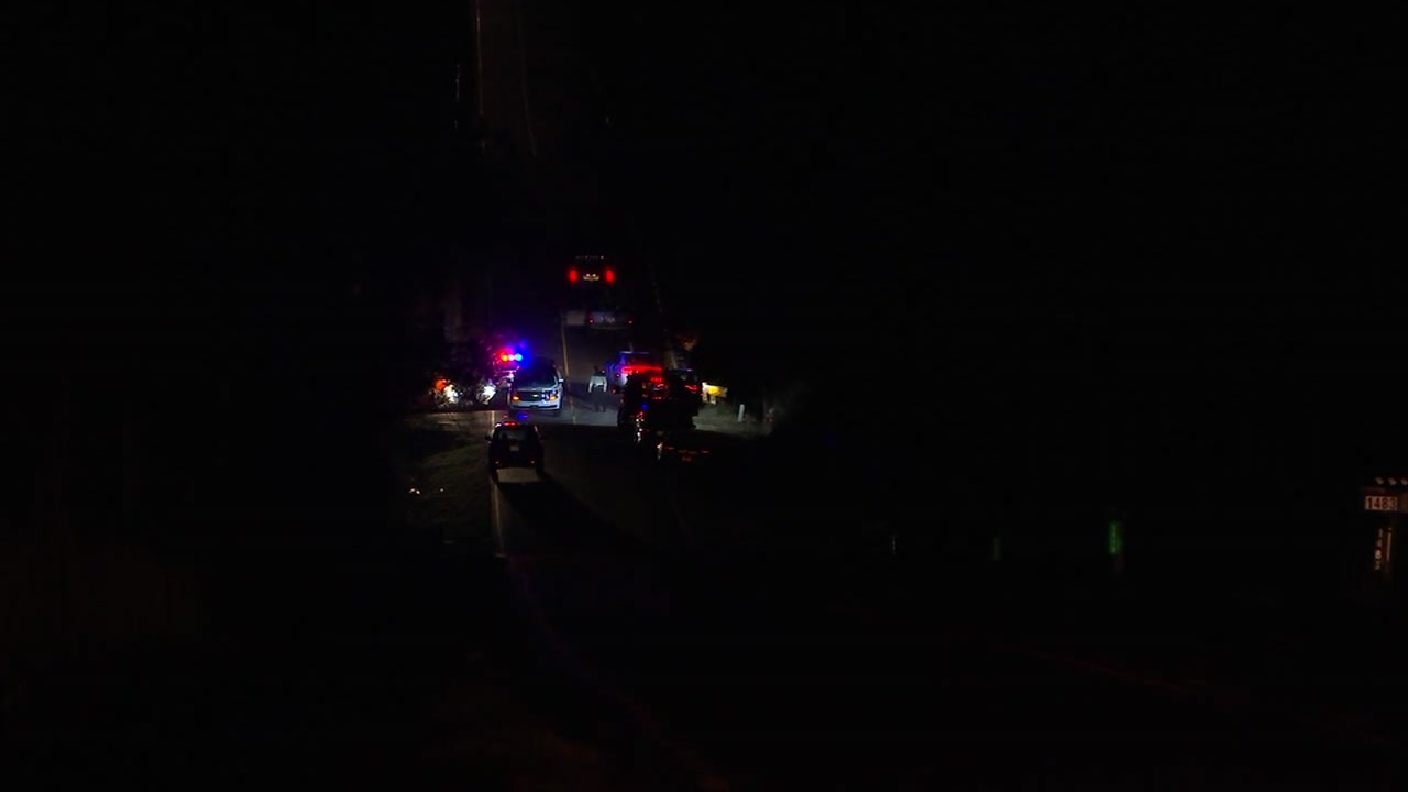Woman hospitalized, suspect still on scene after Wilsons Mills shooting