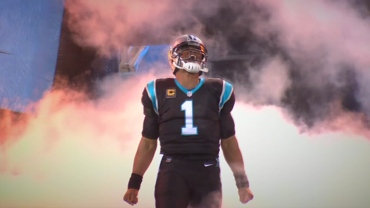 The Carolina Panthers will play their first ever overseas game in 2019