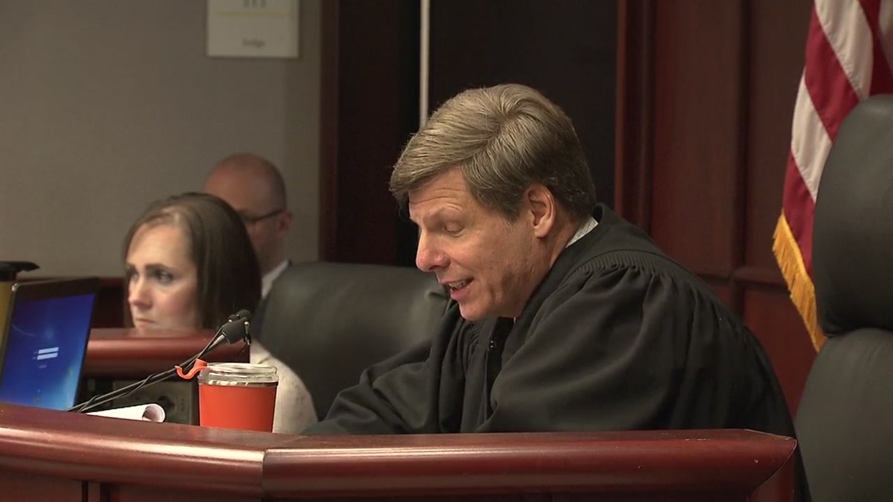 Judge denies Harris petition