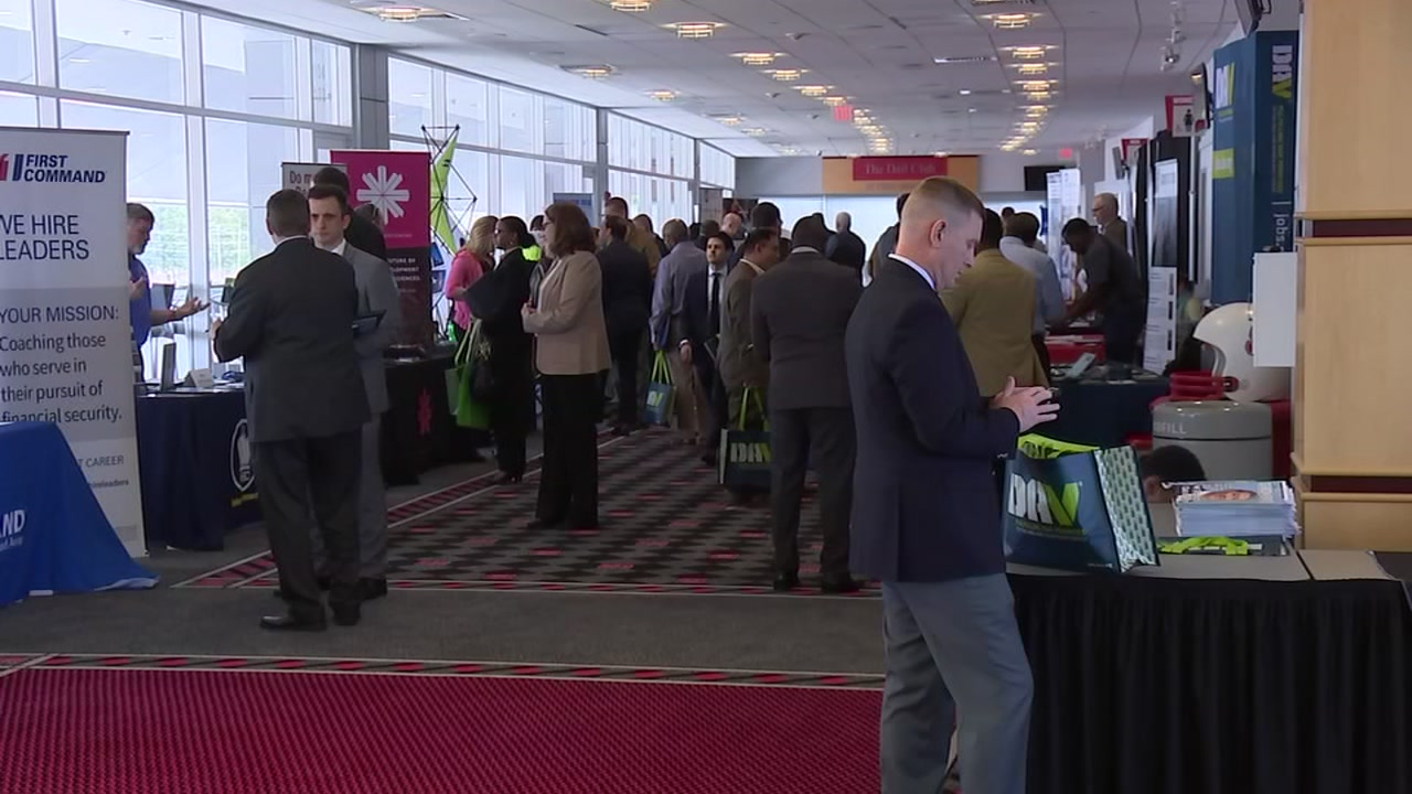 The job fair is open to veterans, transitioning military personnel and military spouses and will feature more than 50 Carolina employers.