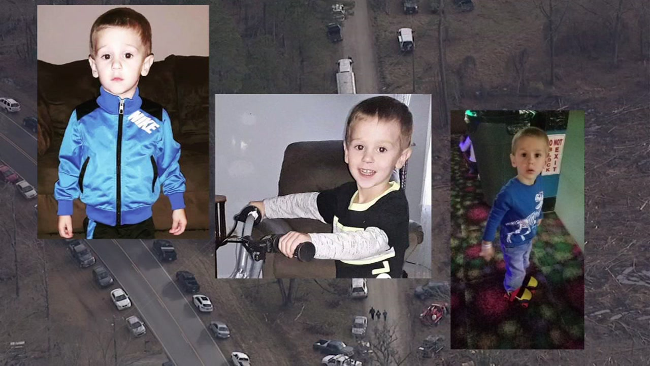 Missing boy Craven County found alive.