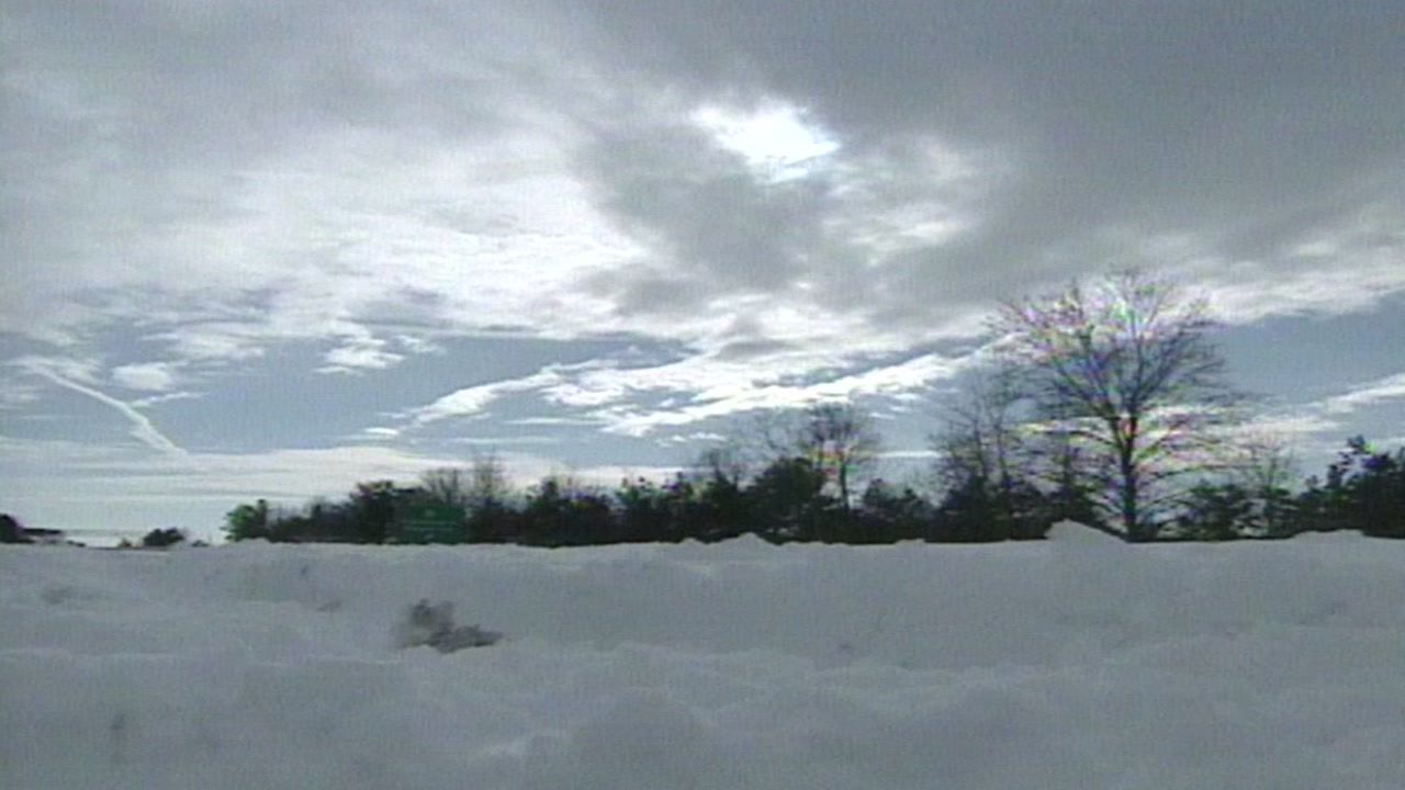 On Jan. 24, 2000, North Carolina received more than 20 inches of snow.