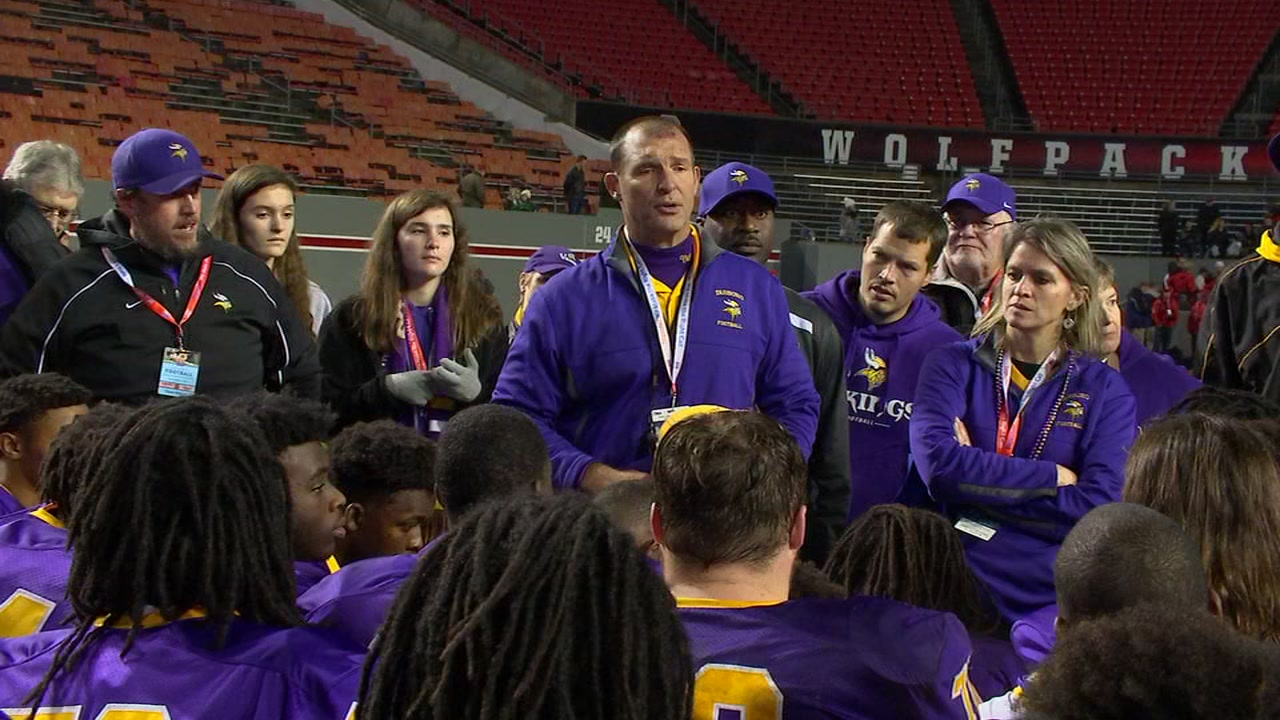Tarboro High football coach Jeff Craddock named runner-up for Don Shula NFL High School Coach of the Year Award