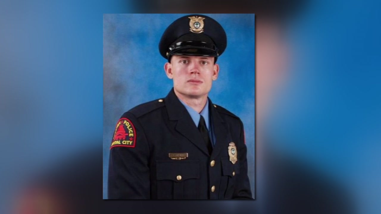 Officer Charles Ainsworth remains hospitalized.